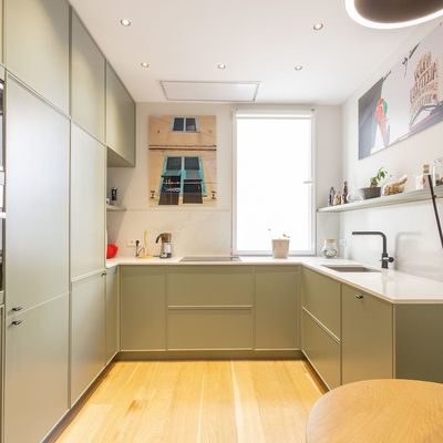 Come far sembrare più grande la tua cucina