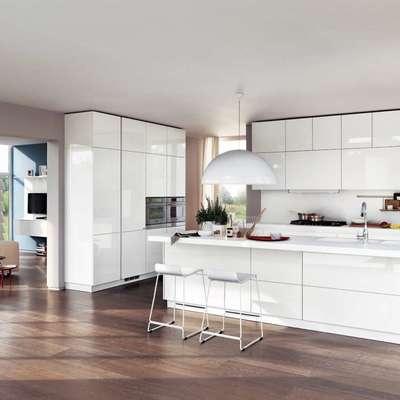 Idee e Foto di Cucine con Isole Moderne Per Ispirarti - Habitissimo
