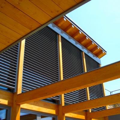 Villa unifamiliare in legno, Classe A (VR)