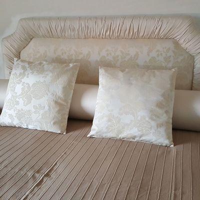 Rivestimento di letto imbottito