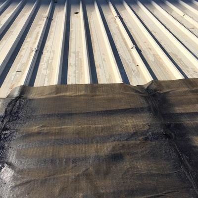 Rifacimento impermeabilizzazione della copertura del Mercato Fadini