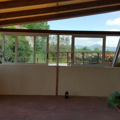 ristrutturazione veranda esistente