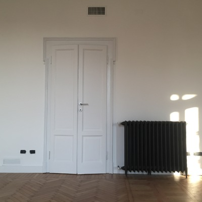 """Restauro appartamento """"Vecchia Milano"""""""