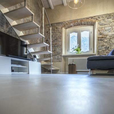 Pavimento: finitura Pastellone 2.0 by Elekta