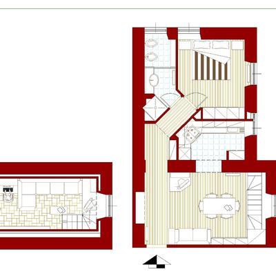 Ristrutturazione appartamento m. 2005