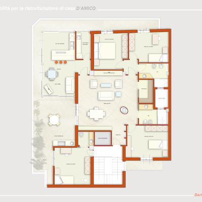 Progetto casa a Bagheria (PA)