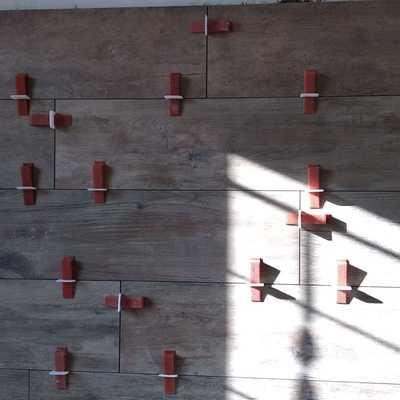 Ristrutturazione Appartamento - rifacimento bagno al P.T, rifacimento bagno al P.-1, rifacimento portico esterno al P.T.