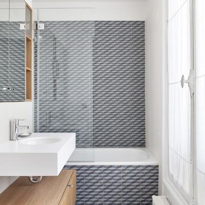 Prezzi piastrelle bagno online habitissimo - Piastrelle bagno decorate ...