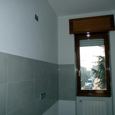 Parete Cucina Senza Piastrelle: Piastrella da cucina pavimento a muro in marmo modern.
