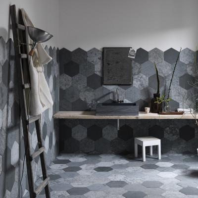 Geometrie e pattern: la tendenza decor è grafica