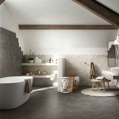 Devi ristrutturare il bagno? Punta sul design!