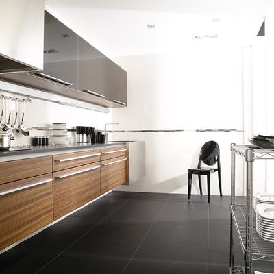 Idee e foto di arredare cucine moderne per ispirarti - Piastrelle rettificate ...