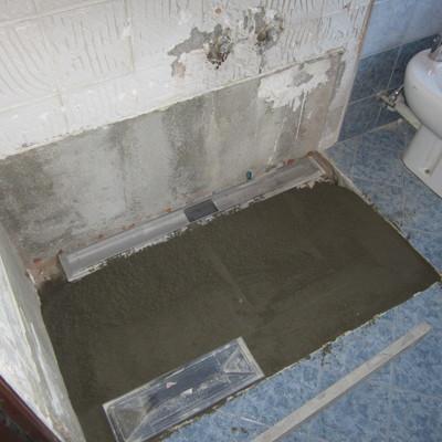 Idee di sostituzione vasca con doccia per ispirarti - Piatto doccia piastrellabile ...
