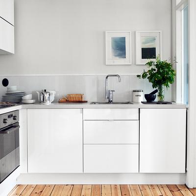 Cucina piccola: come sopravvivere