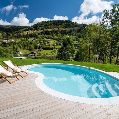 6 Consigli per goderti il tuo giardino con piscina