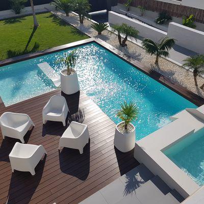 Le piscine più sorprendenti dei famosi