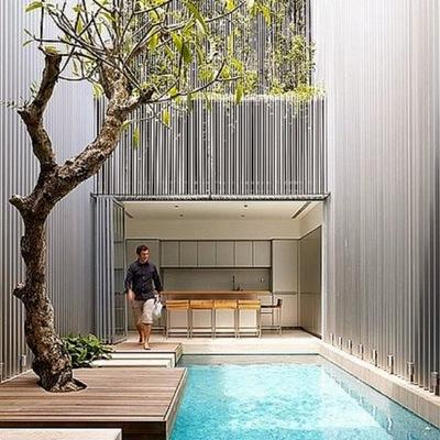 6 piscine per ispirarti pensando all'estate