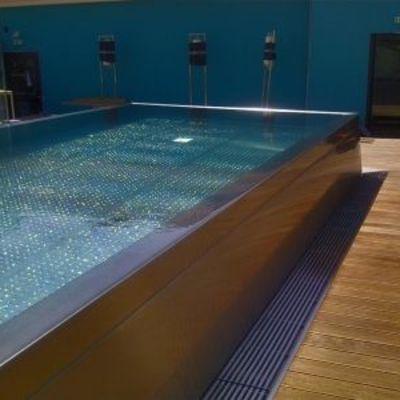 progetto una piccola spa