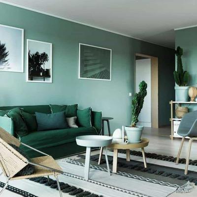 Quanto costa e come dipingere le pareti di casa habitissimo for Pittura sabbiata pareti
