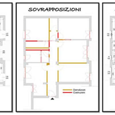 Ristrutturazione totale 100 mq infissi del bagno in bagno - Costo specchio al mq ...