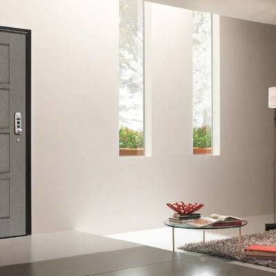 Sicurezza in casa: porte blindate