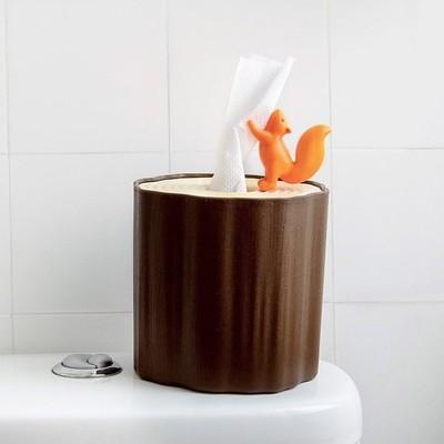 Modi ingegnosi per conservare la carta igienica