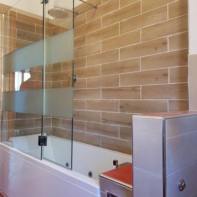 Sopravasca artigianale personalizzato e mobile bagno Pirovano Bagni