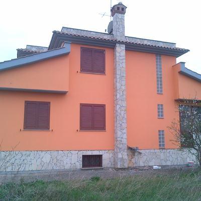 Progetto ristrutturazione facciata Civitavecchia (RM)