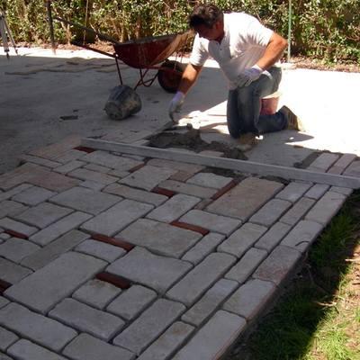 Progetto realizzazione pavimentazione