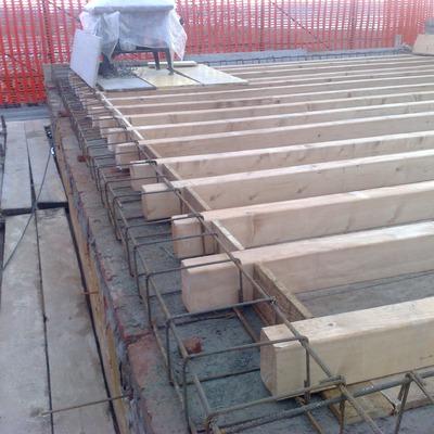 Progetto rifacimento solai in legno a Almese (TO)