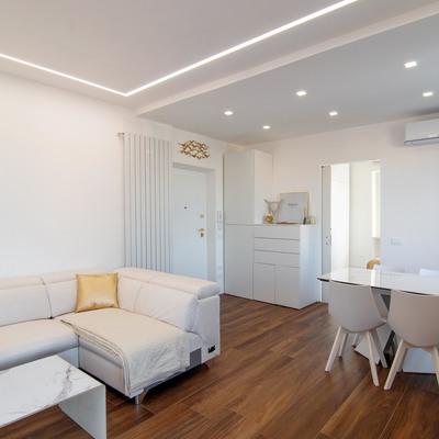 Ristrutturazione appartamento Primavalle - Roma