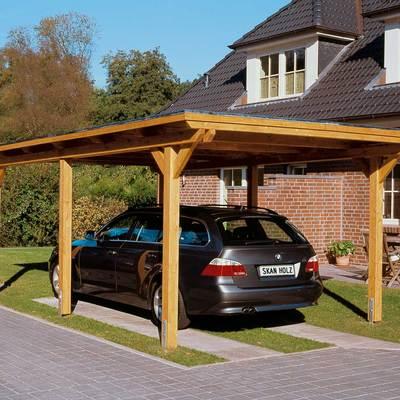 Idee e foto di garage per ispirarti habitissimo for Due idee di garage per auto