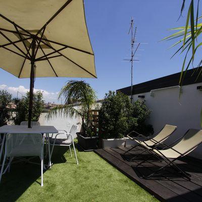 Come decorare la tua terrazza in modo low cost