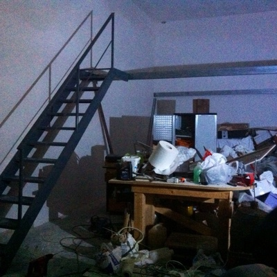 Progetto ristrutturazione garage