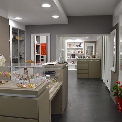 progetto Realizzazione negozio