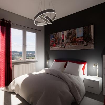 Restyling appartamento in Torino con arredo trasformabile