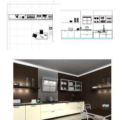 Progetto realizzazione cucina a Cormano (MI)