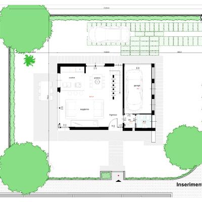 Architettura piante case idea creativa della casa e dell for Una pianta della casa di legno