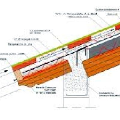 Progetto Aggetto di un tetto in legno ventilato e recupero del sottotetto