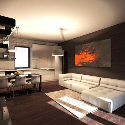 Progetto di interni appartamento