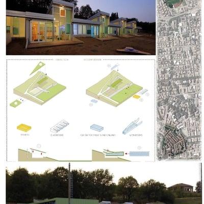 Progetto nido e centro bambini e genitori 'Barbapapà'
