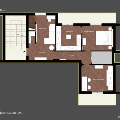 Ristrutturazione completa di un Duplex