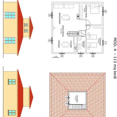 Progetto di Costruzione Edificio MOD 4