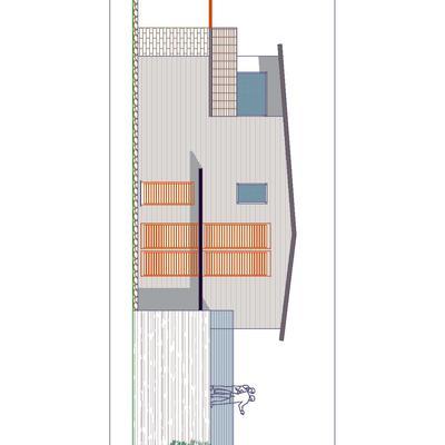 Progetto e Studio per realizzazione  villa