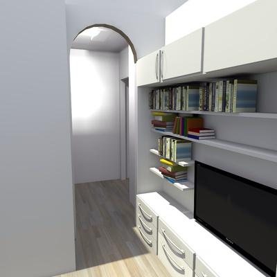Progetto di Ristrutturazione appartamento privato