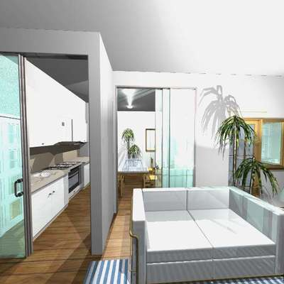 Ristrutturazione completa di un appartamento