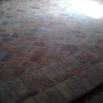 Progetto Recupero di pavimento classico