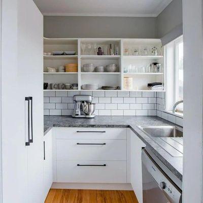 7 consigli per sopravvivere in una cucina piccola