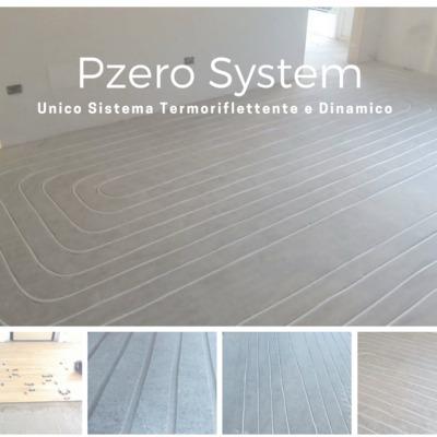Riscaldamento a Pavimento Pzero System