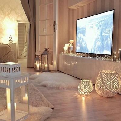 Idee e Foto di Camere da Letto In Stile Romantico Per Ispirarti ...
